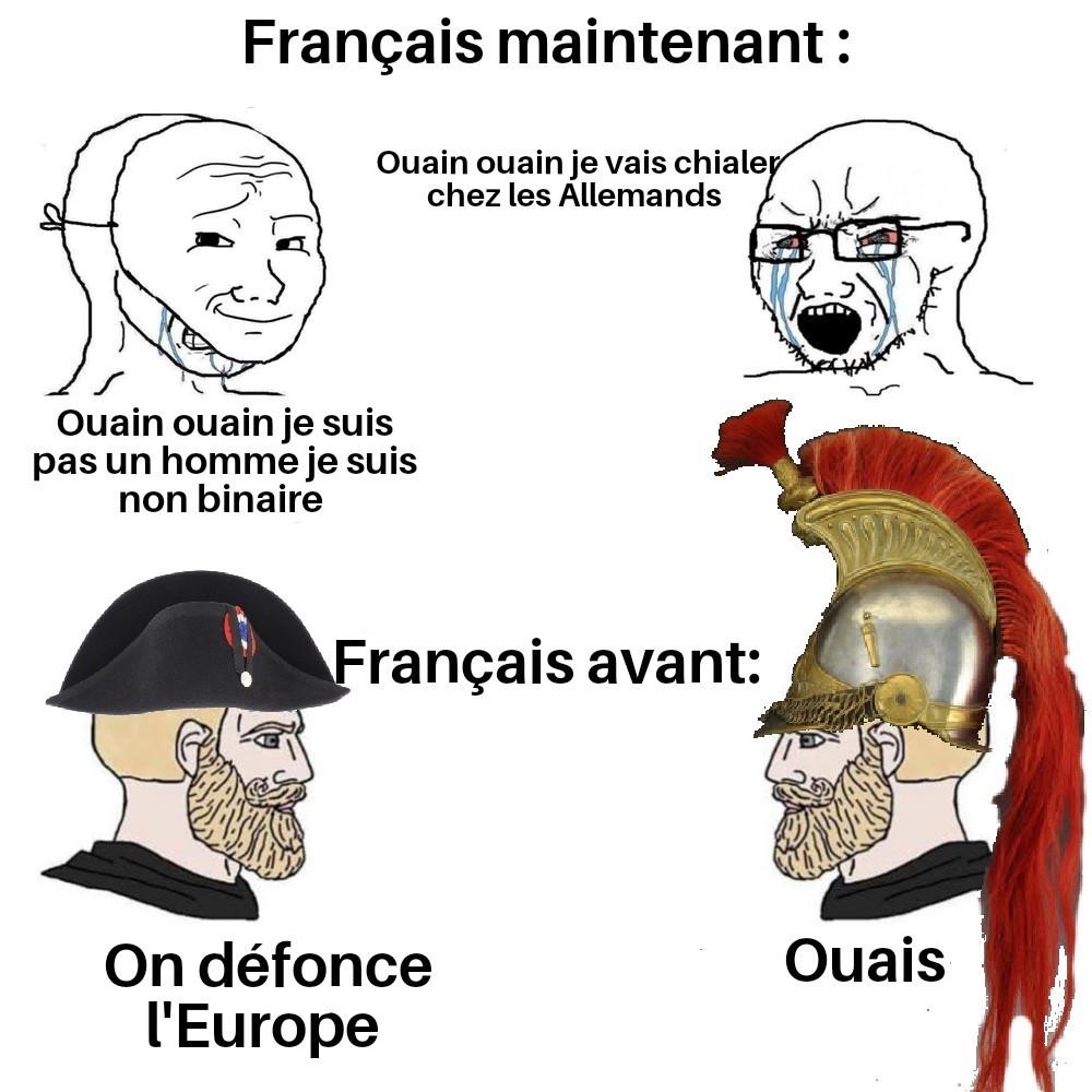 Bonsoir cher farfadets nationaux - meme
