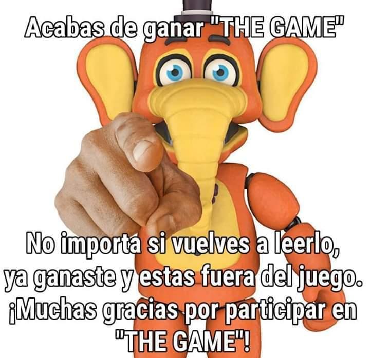 The Game causó el coronavirus, difundan - meme