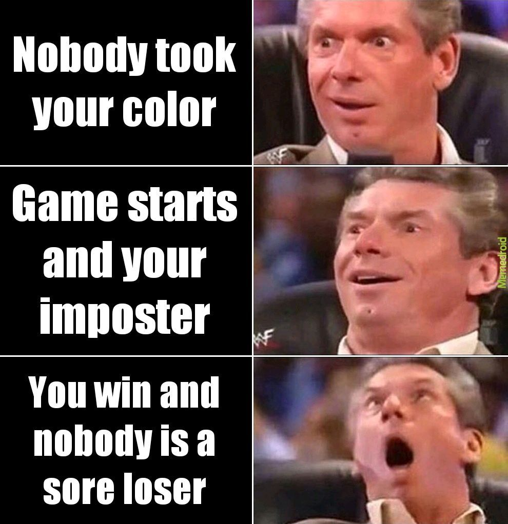 Best game of among ua - meme