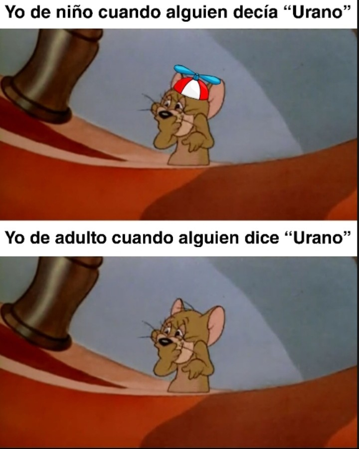 Urano - meme