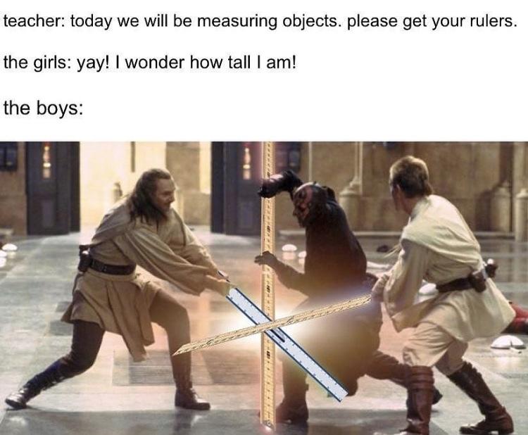 lightsaber battle - meme
