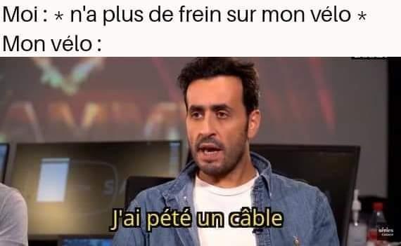 Dite un mot français que vous seul pensez connaître - meme