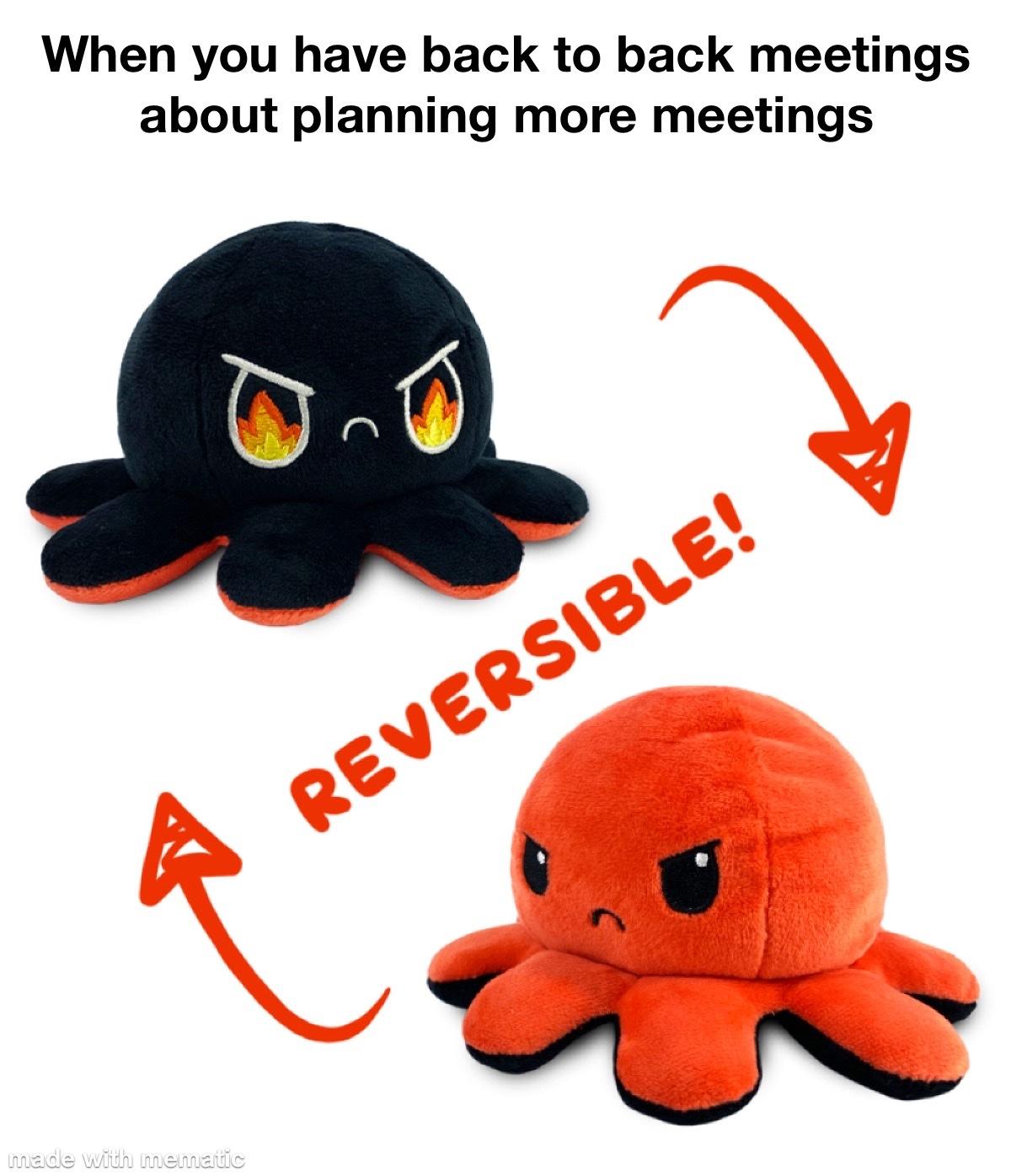meetings are :( - meme