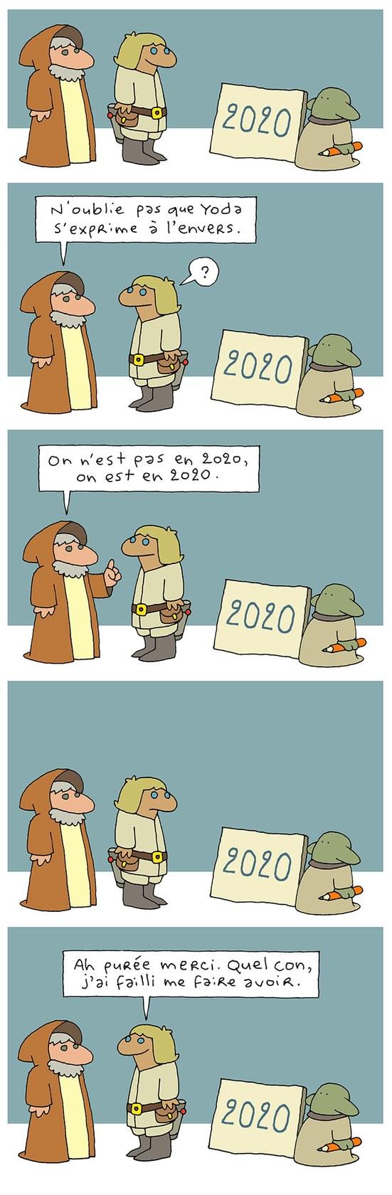 2020 :) - meme