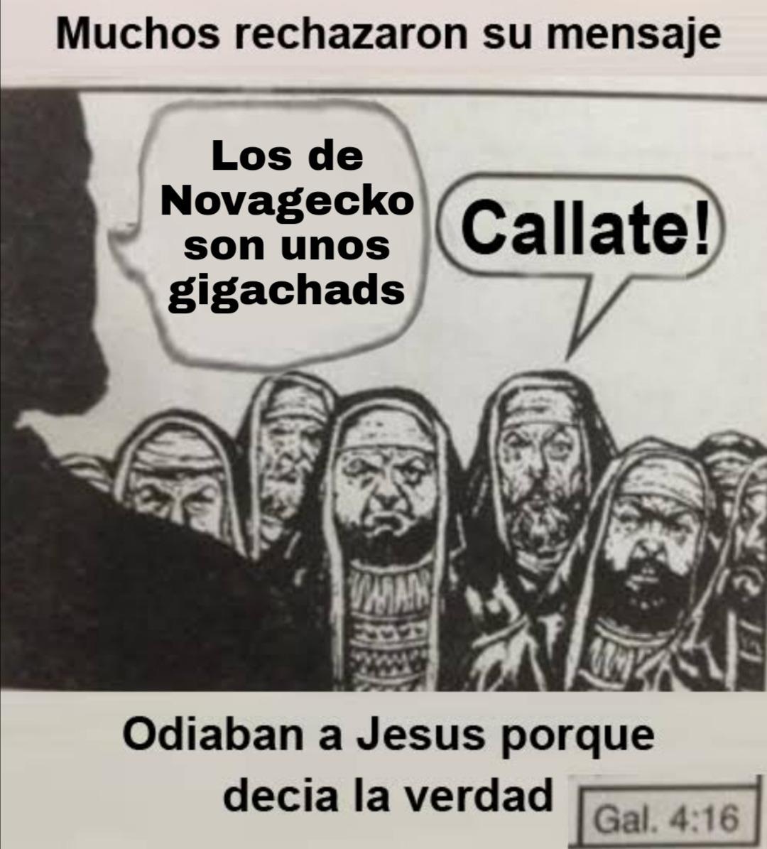 NoCHADgecko - meme