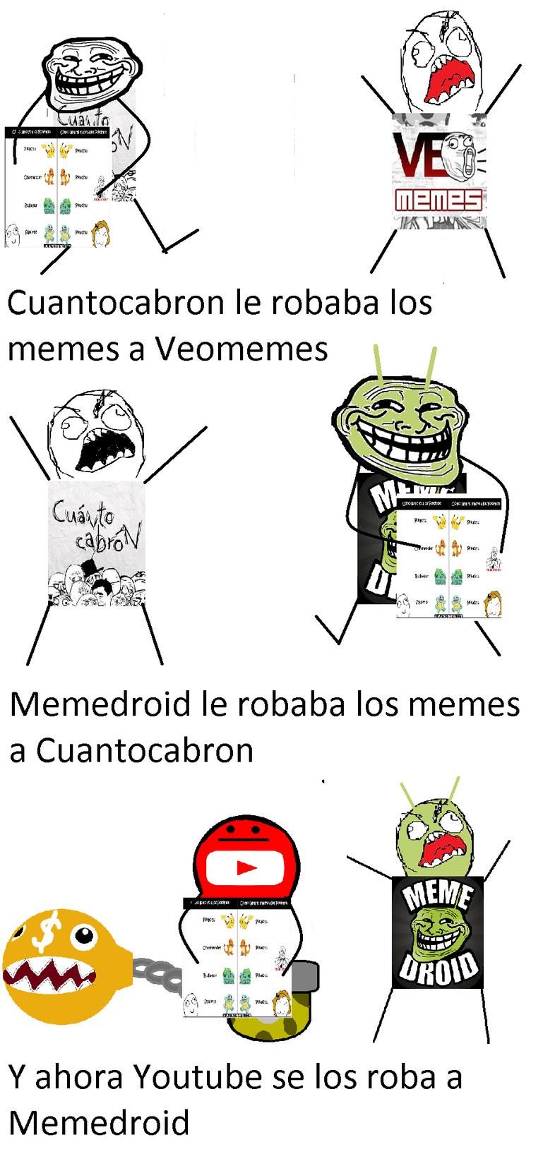 Joder ahora solo podre subir 2 memes ya que se quedan atascados a moderacion y se terminan eliminando automaticamente.