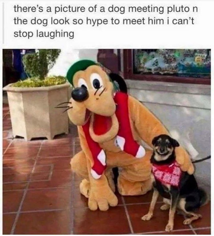 he hyped af - meme
