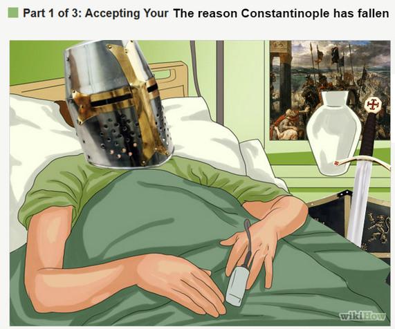 4th Crusade - meme