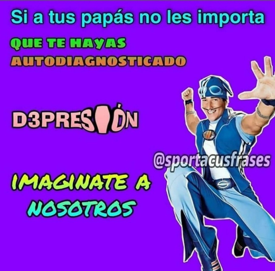 Re fachero el sportacus - meme