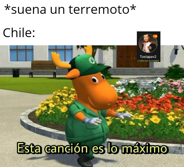Terremoto - meme