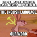 And That's Why English Is A Broken Language