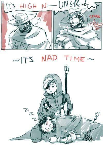 Nap time - meme