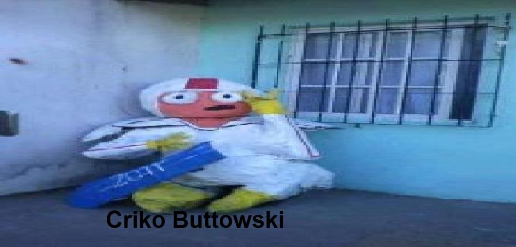 Criko Buttowski - meme