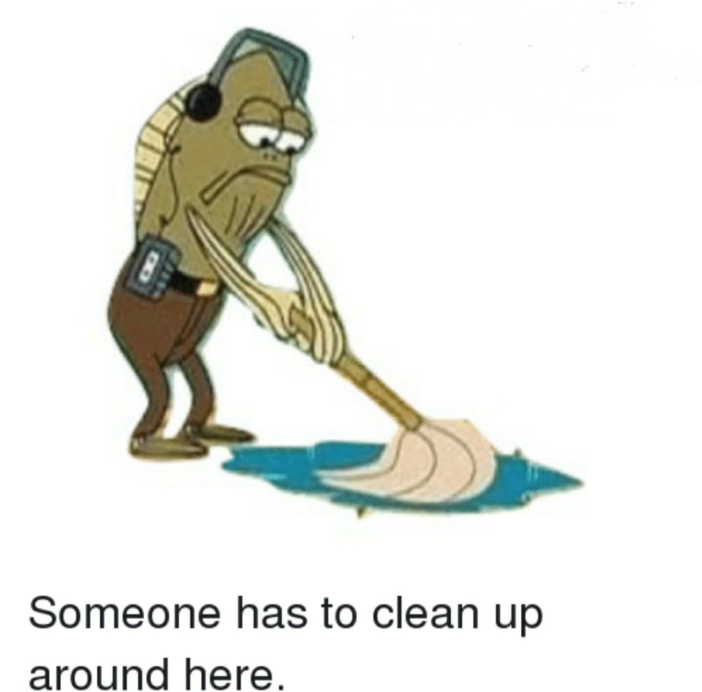 Thanks fish guy - meme