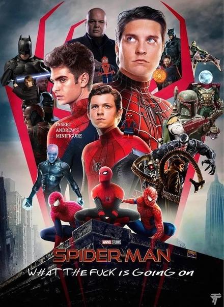 New Spiderman Poster Leaked - meme