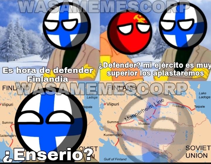 No hay tanque ni Venezuelaball ya que no encontré espacio - meme