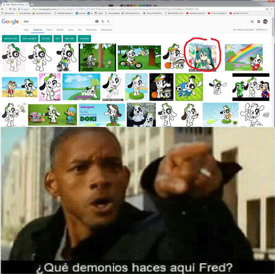 fred - meme