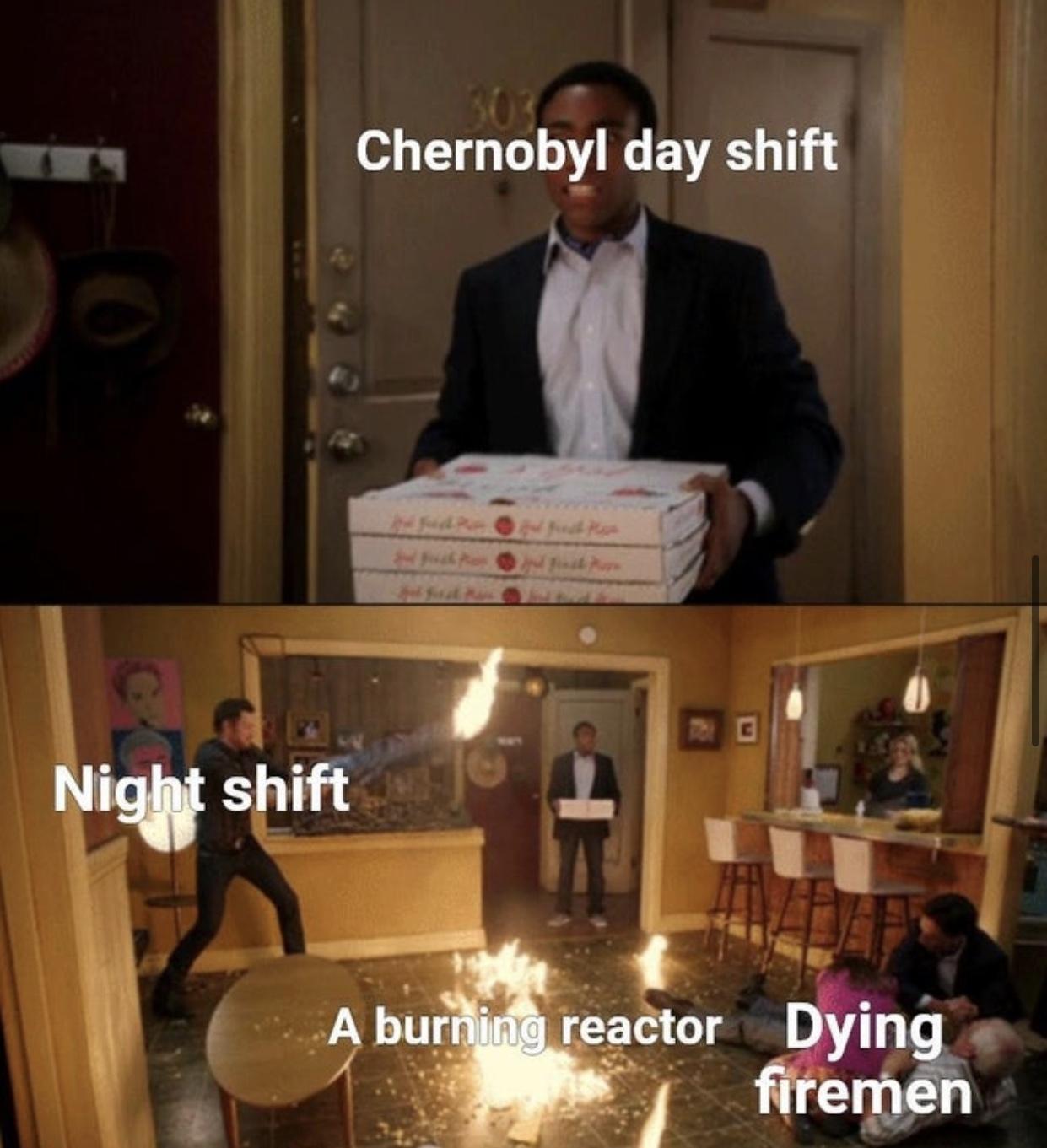 The Best Chernobyl Memes Memedroid