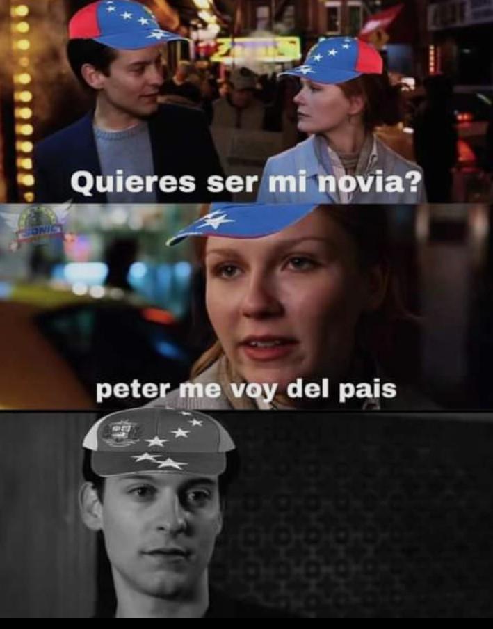 *llora en veneco* - meme