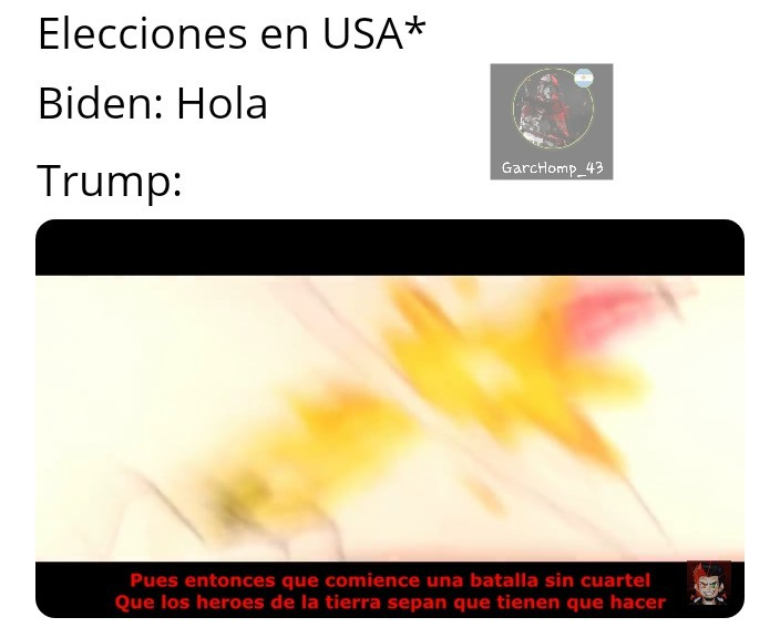 Trump es mejor - meme