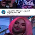 Tai porque zoam jogador de gay of legends