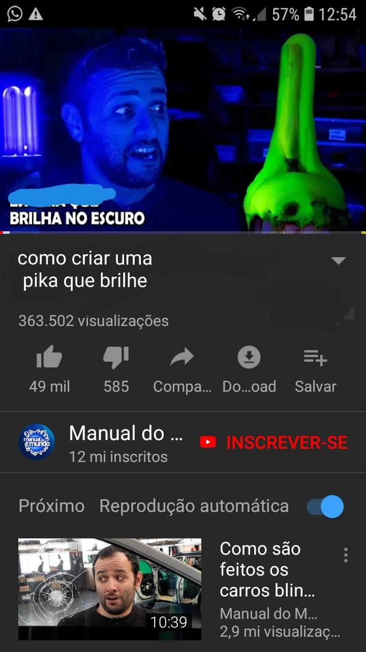 Brilha! - meme