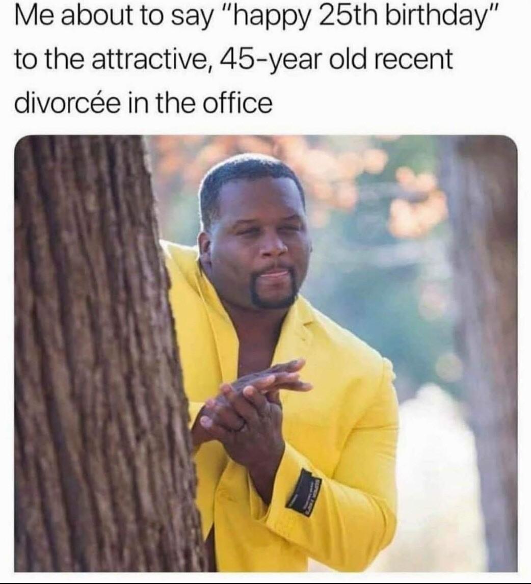 Cougar time - meme