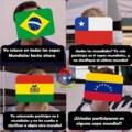 otro meme del futbol, lo siento, pero espero que les guste, creo que soy capitan lento :yaoming: :whynot:  (Contexto obvio: venezuela nunca clasifico a un mundial, y estuvo cerca de ir al de brasil 2014)