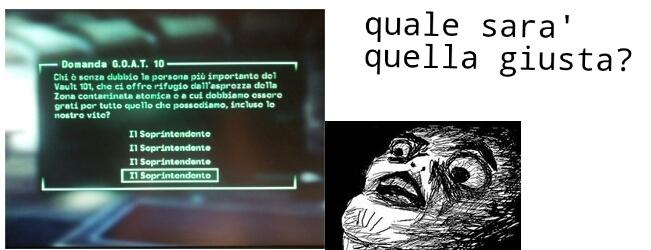 fallout(domande inutili) - meme