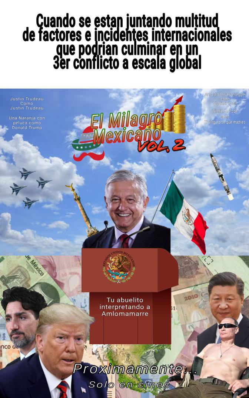 La pandemia no hizo que se me quite la flojera de editar, creo los mexicanos lo entenderan mas jaja - meme