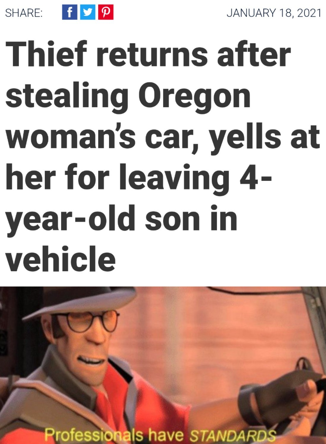 Found this amazing article while browsing the discover page. - meme