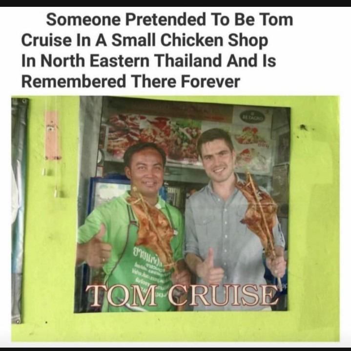 Tom cruise - meme