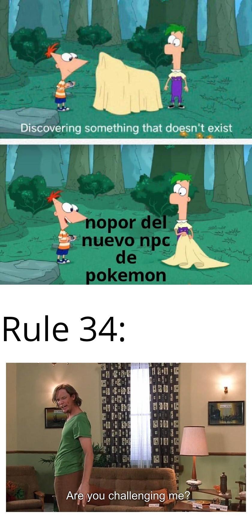 Perdón por que no esté la plantilla en español - meme
