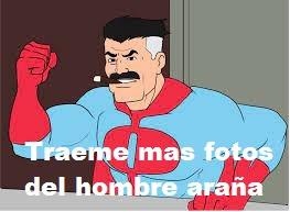 J.J Jameson Omni man - meme