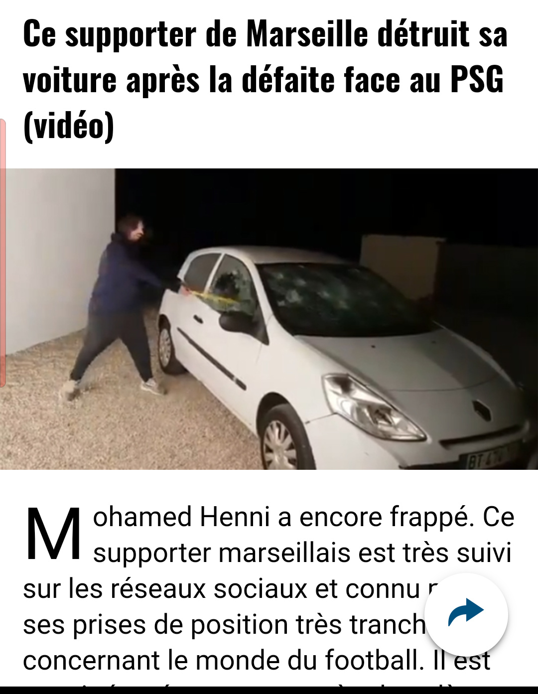 Mohamed Henni - meme
