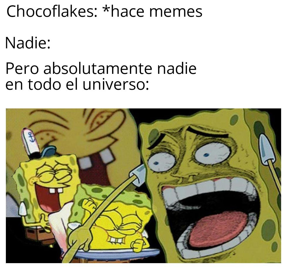 Enserio, son horribles - meme
