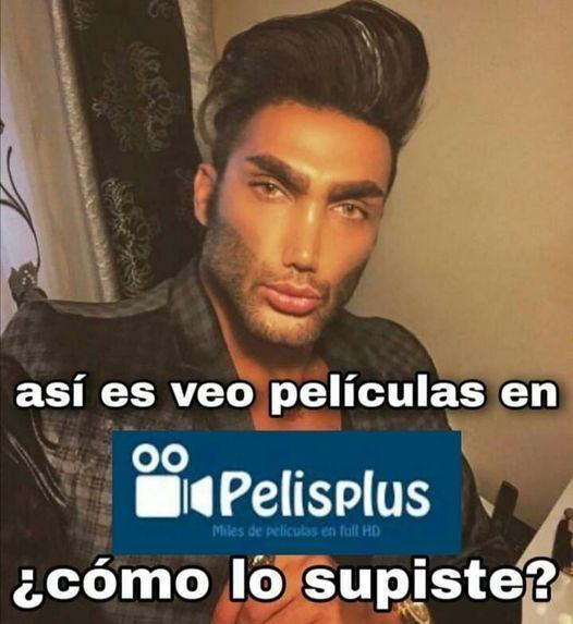 Pelisplus - meme