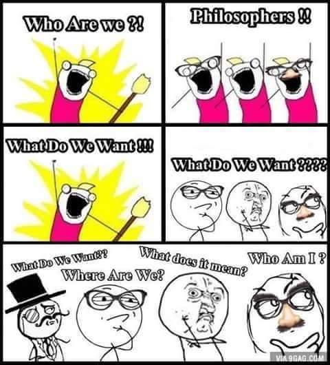 Philosophes - meme