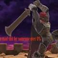 Smash be like