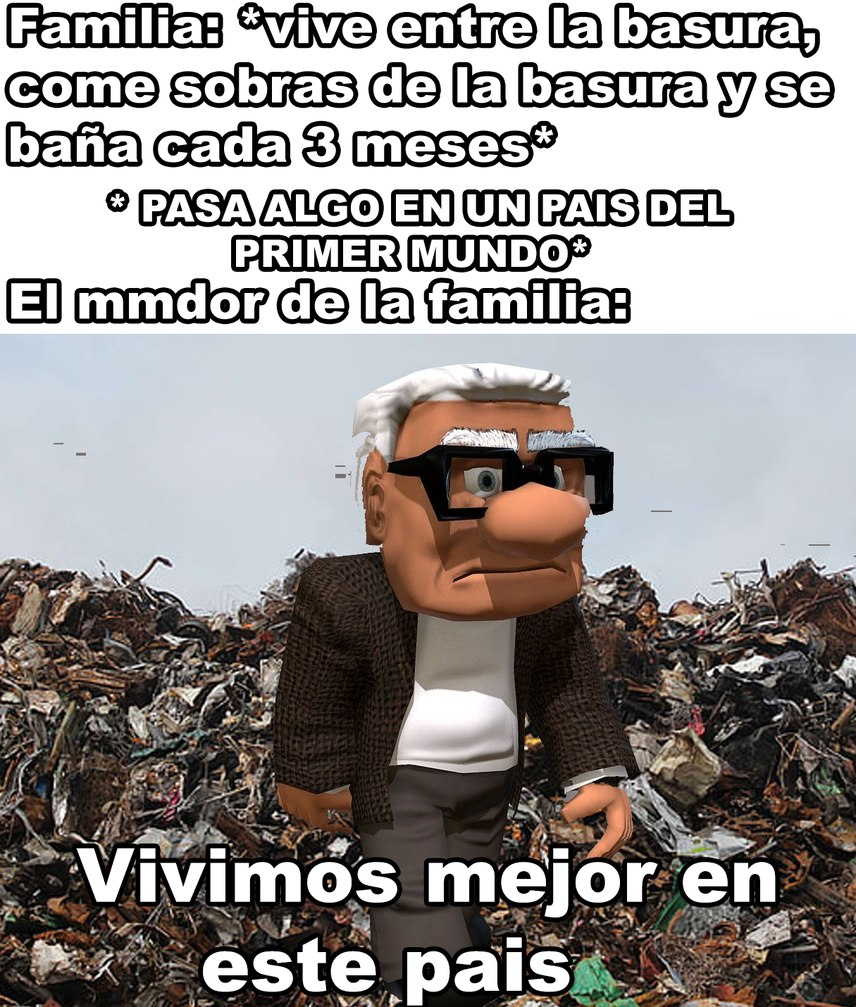 Saaaaaaqueenme de latinoamericaaa - meme