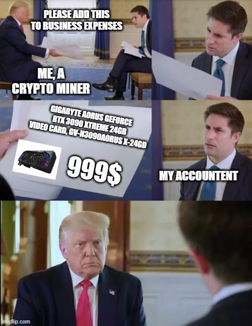 It's completely justified - meme