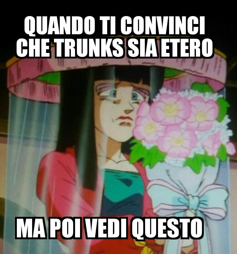 Trunks - meme