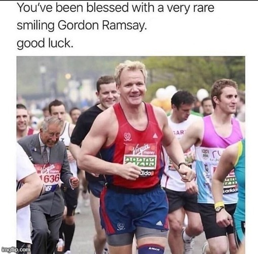Good Luck - meme