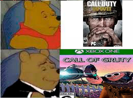 call of gruty - meme