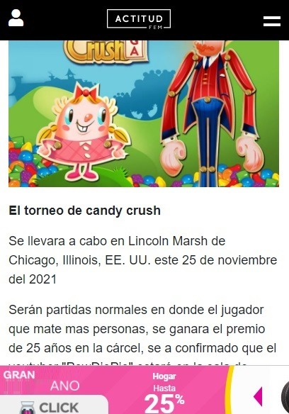 Candy crush - Torneo - meme