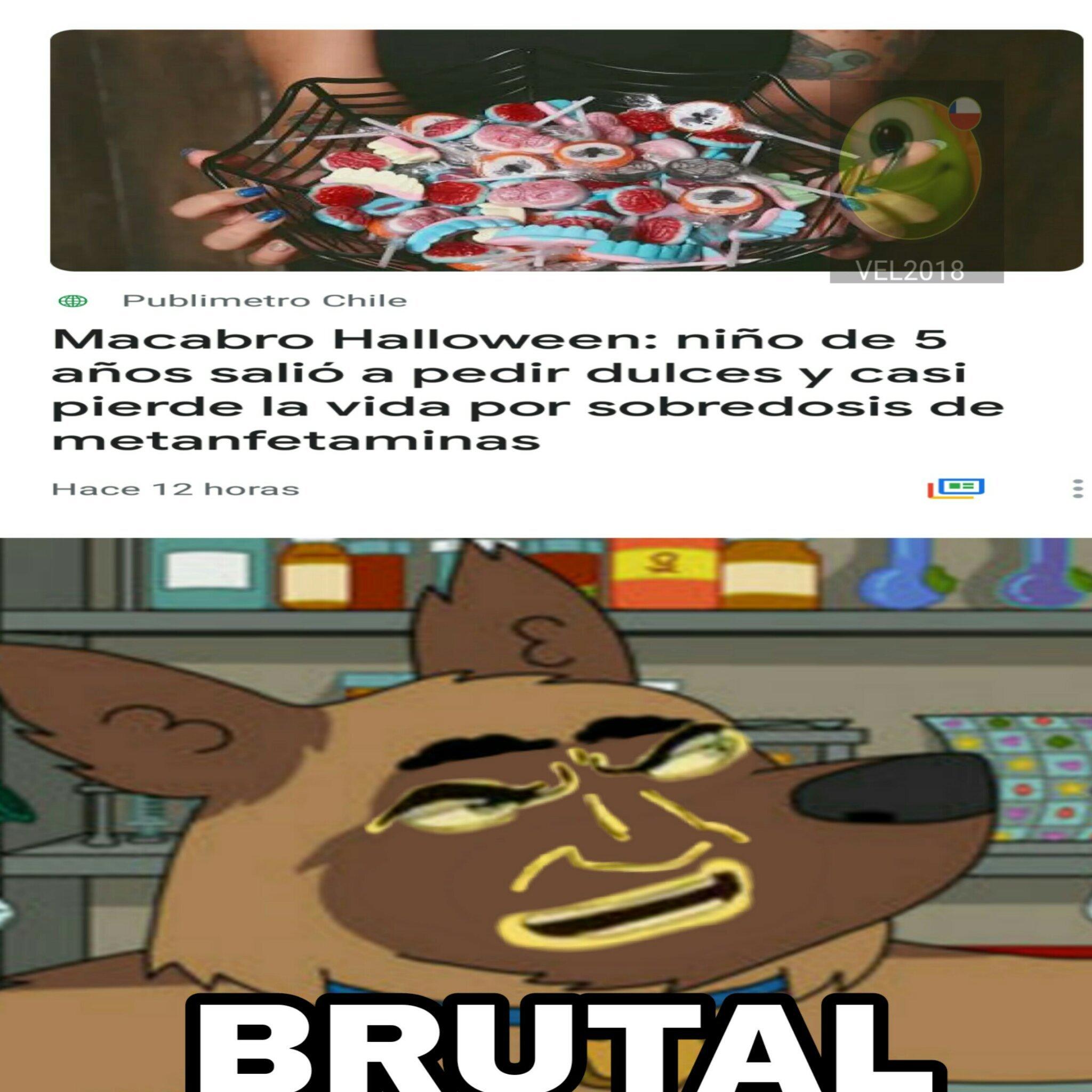 BRUTAL DIJO EK BULLET - meme