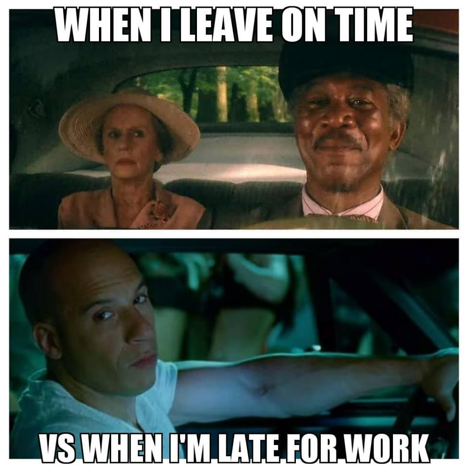 Work Ride - meme