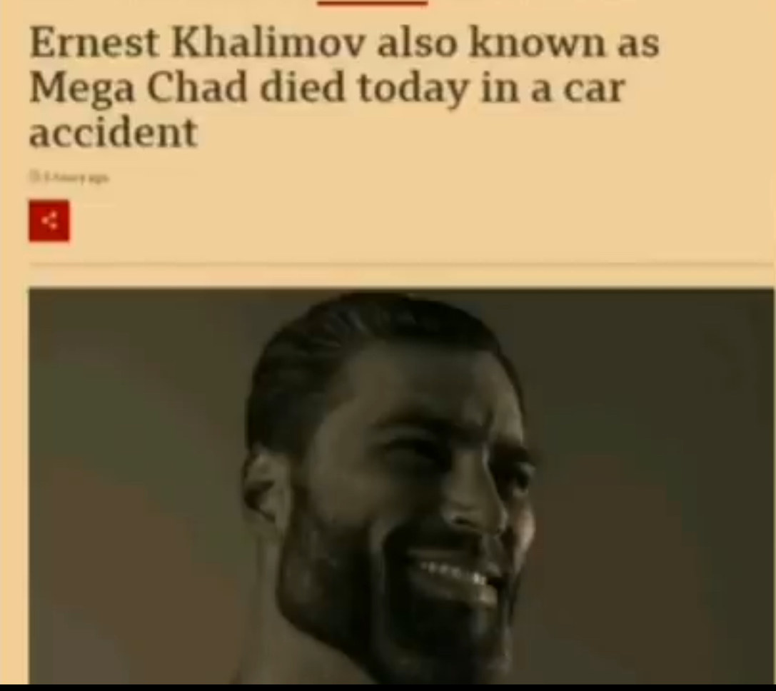 No sé si es real la noticia - meme