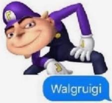 walgruigi - meme