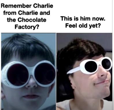 feel old yet? - meme
